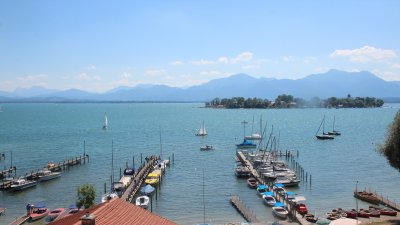 Fotowebcam Chiemsee-Fraueninsel